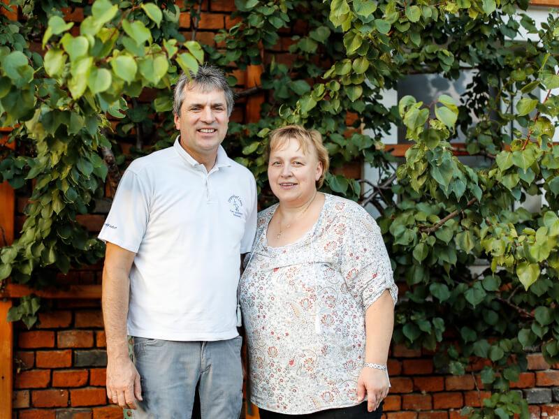 Silvia und Hubert Leitenmayr